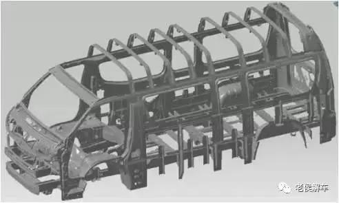 解析汽车的车身结构