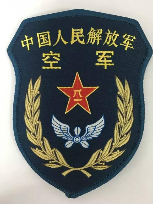 中国人民解放军海军臂章-中国军人,就这么硬