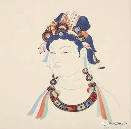 花开敦煌 -- 刘海粟美术馆 - davyhdk - DavyHu 镜头前的世界