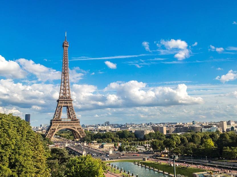 """法国大选是否会重演英镑""""黑天鹅"""""""