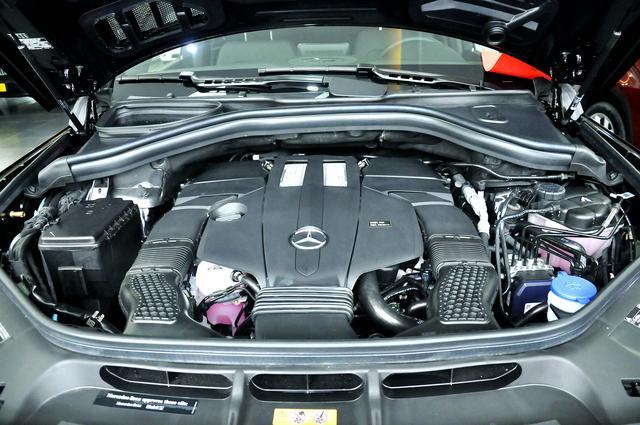 17款奔驰GLS450美规 加规报价多少成功男人典型座驾