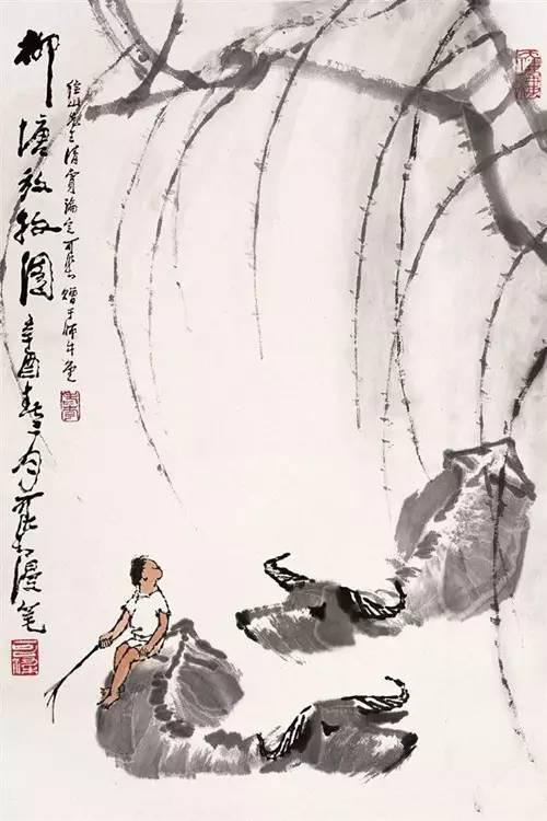 中国水墨大师的绝活儿图片