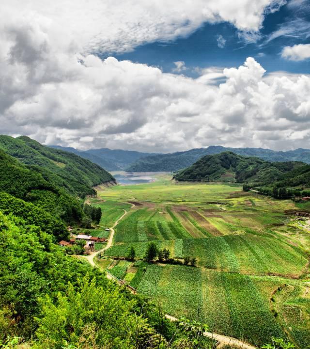 中朝边境,有一个北方的香格里拉,美得不输瑞士