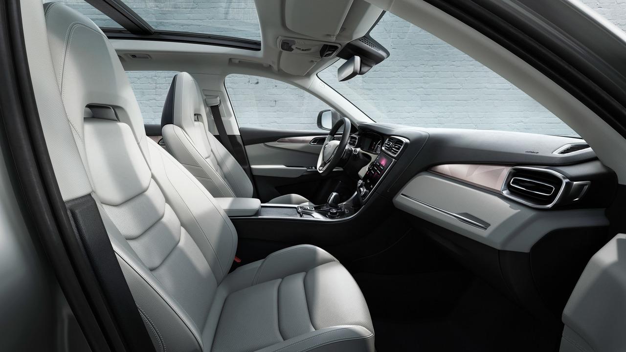 吉利发布全新SUV,与沃尔沃共同研发,酷似保时捷高清图片