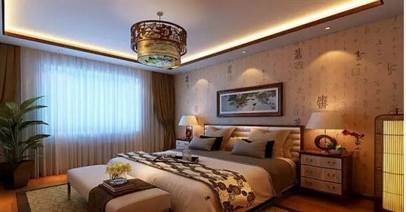 最新成都双流新中式新房装修效果图图片