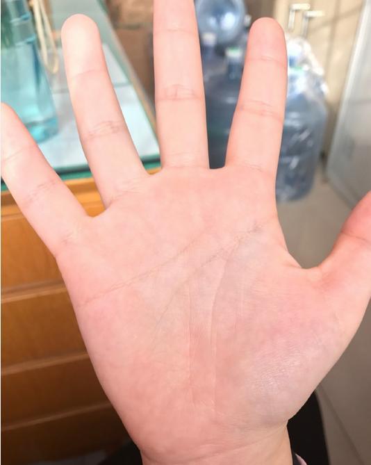 这样的手相常能得到贵人相助