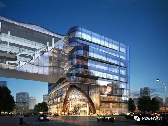 连廊:购物中心空中艺术的延伸图片