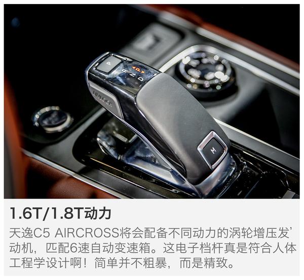 上海车展 东风雪铁龙天逸C5 AIRCROSS解码高清图片