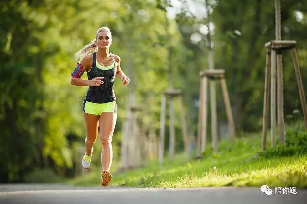 长跑练习的6种方法