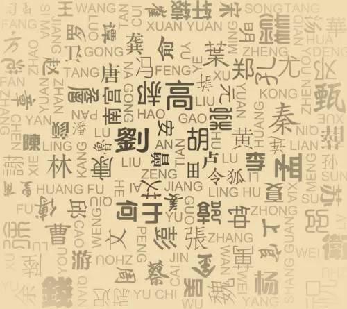 杨姓排行和排名_杨姓的起源与百家姓排名 杨姓家族的字辈排行