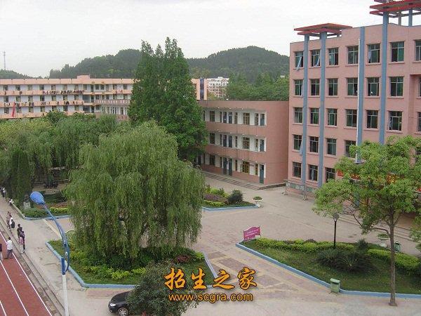 遂宁市安居及高高级中学校2017年招生简章作文中的职业写景图片