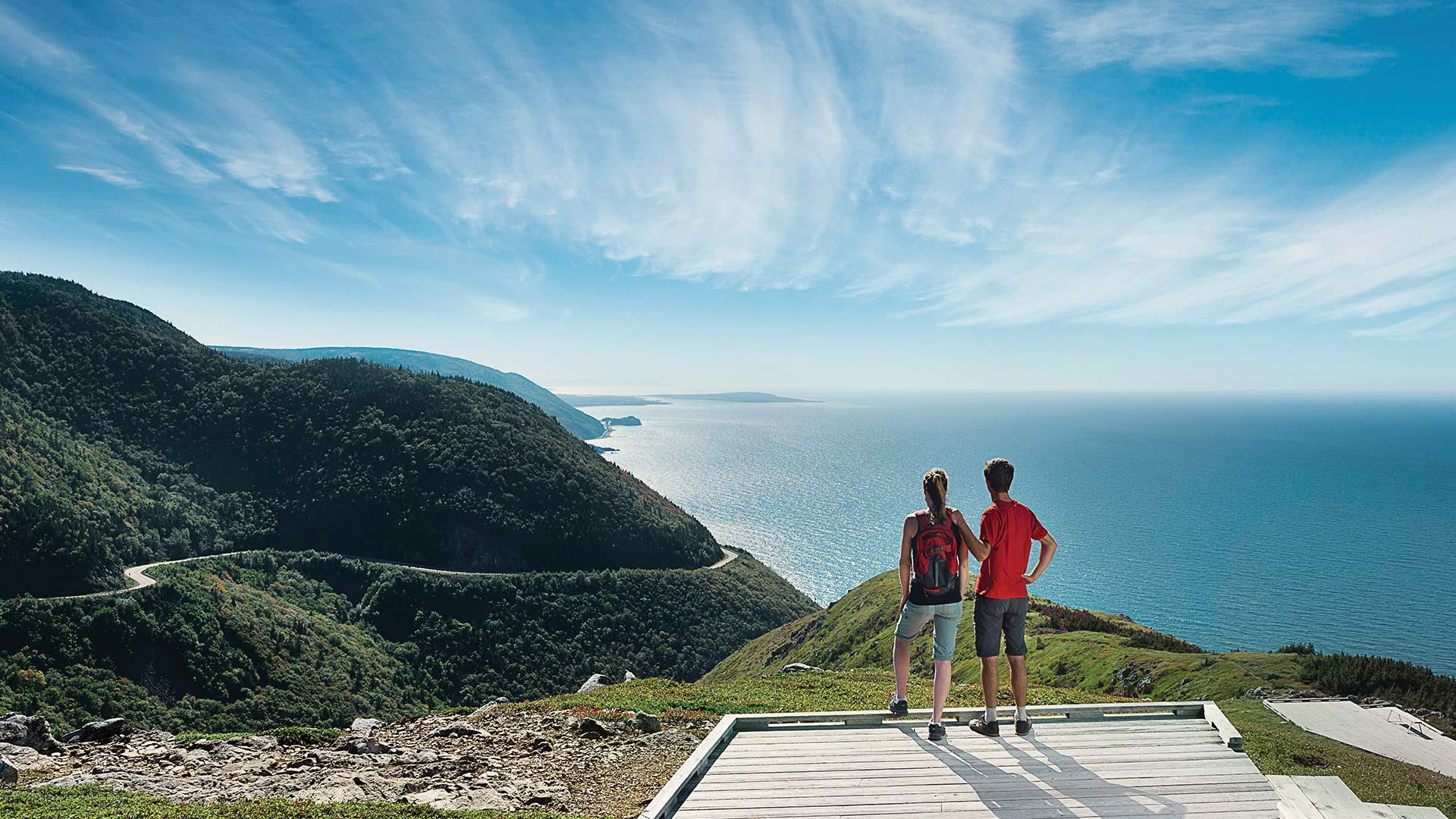 加拿大东岸大西洋国家公园群之四 布雷顿角高地国家公园_品略