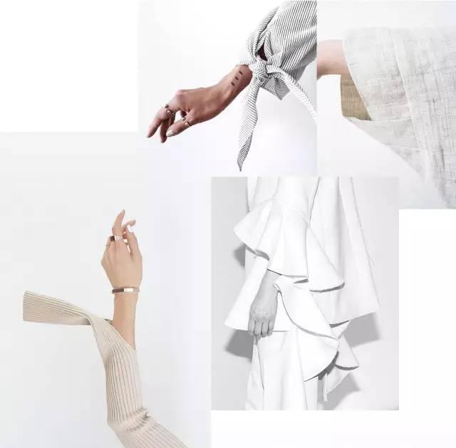 给袖子一个结构,你的设计会与众不同