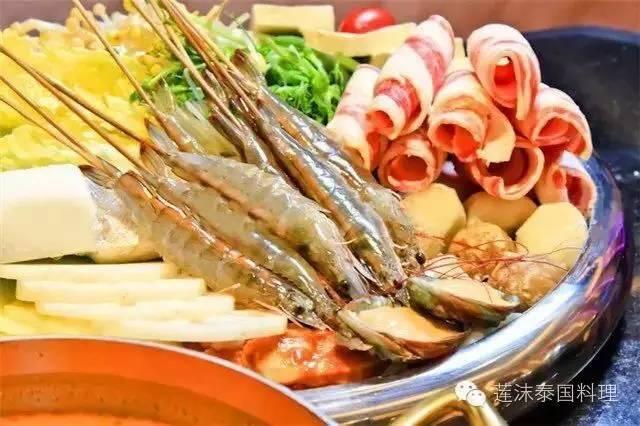 莲沫泰国料理,下一个火锅界的网红图片