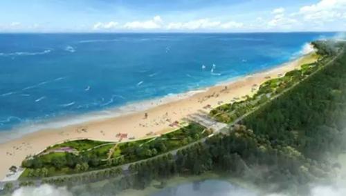 威海将新增一海水浴场 还有一所大学也扎根威海图片