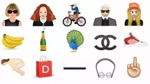 外国人的emoji虽然好用,但国人岂是如此容易满足的,我们早就用表情包图片