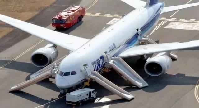 这三个指令其实跟飞机的舱门装置有关系