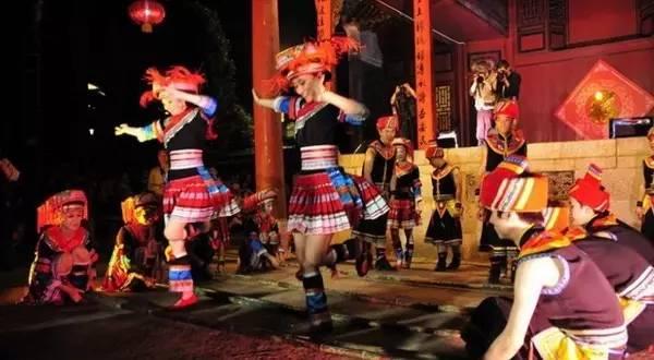 其它 正文  管弦乐《瑶族舞曲》,刘铁山,茅沅曲.