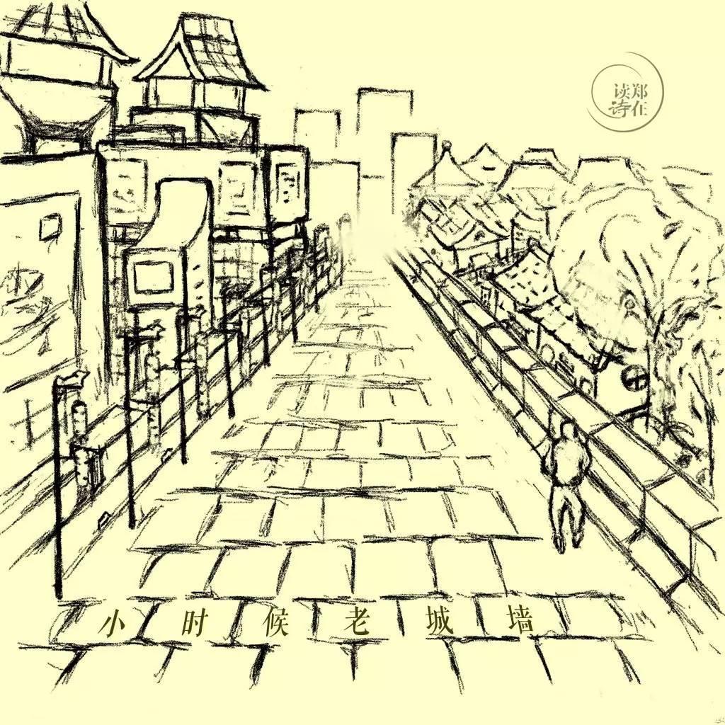 郑州老城墙,丈量出时代的斑驳与兴衰 | 朝霞 · 郑在 图片