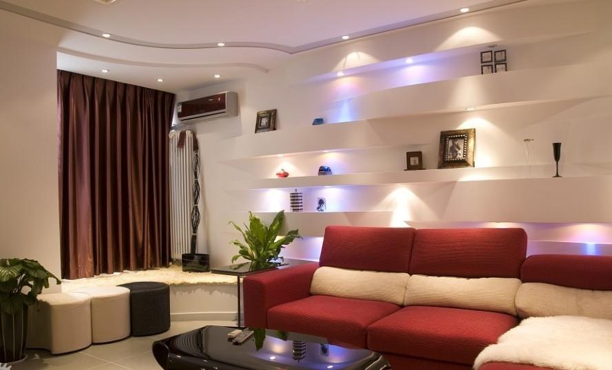 客厅灯光设计小细节图片