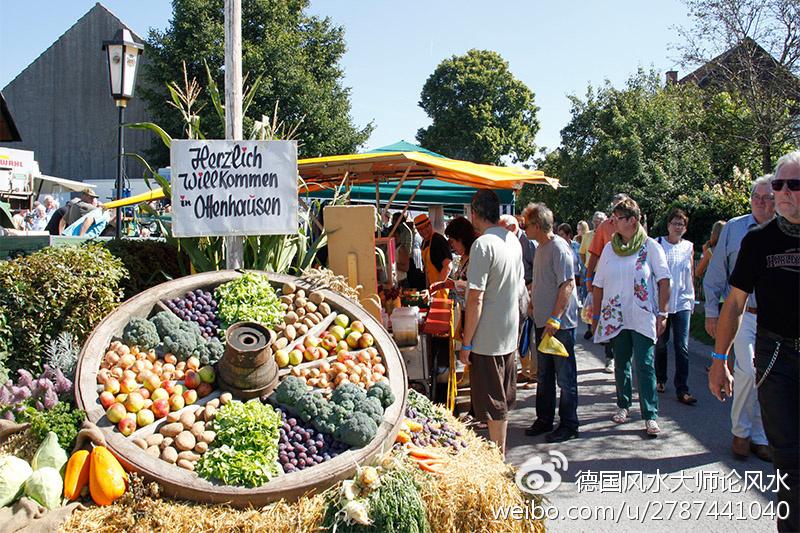 """让""""转基因""""农产品无遁身之地! 生态、有机的德国农贸市场 - 吕西群 - 吕西群博客"""