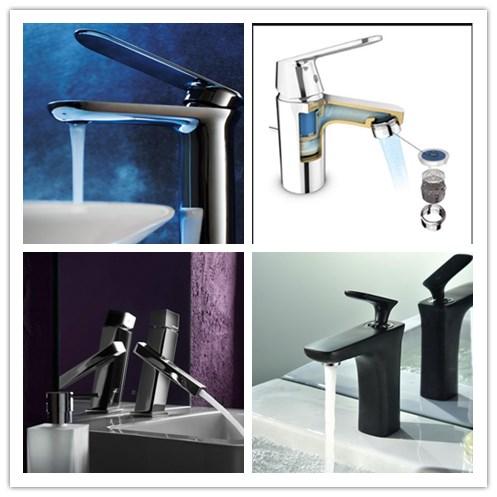 房产 正文  水龙头整体结构分为阀芯,主体,表层.