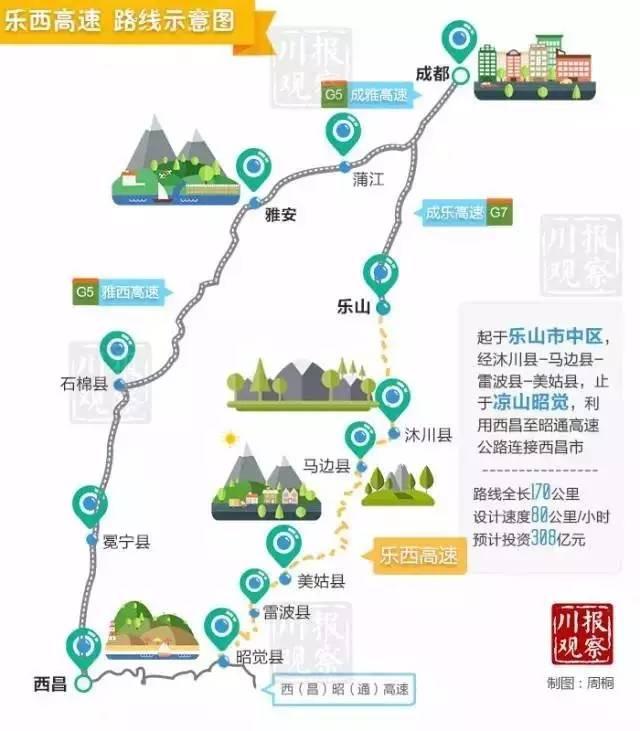 从成都开车到西昌昭觉县路好不好走高清图片