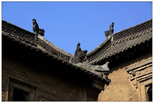 """郑州荥阳这个传统古村落 是真实版的""""大宅门"""""""