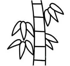 儿童植物简笔画大全 老师家长收藏喽