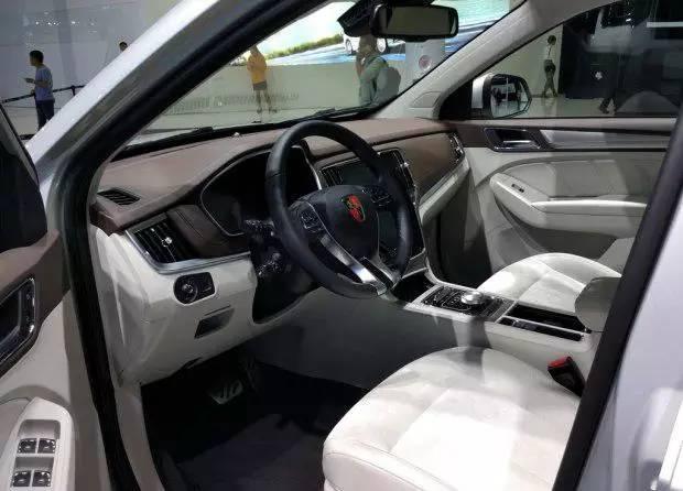 上汽荣威RX5纯电动版领衔 上海车展纯电动汽车盘点