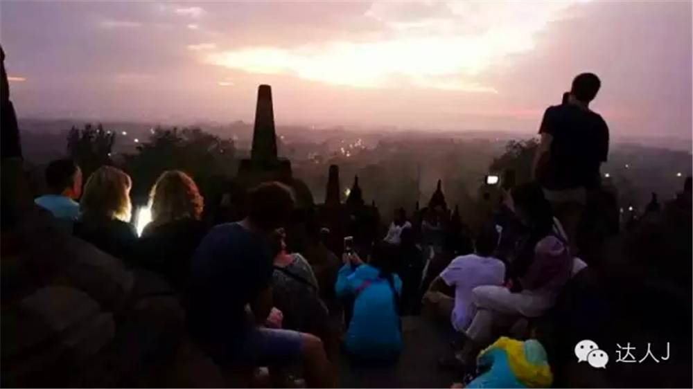 站在世界第七大奇迹顶端看日出! - 达人J - 达人J · 365乐游日记