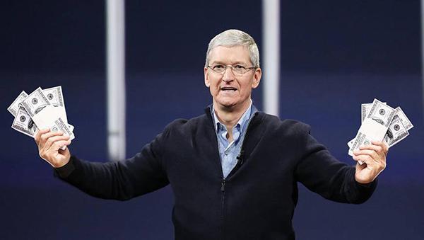 苹果封禁微信公众号打赏功能 都是挡了钱的道的照片 - 1