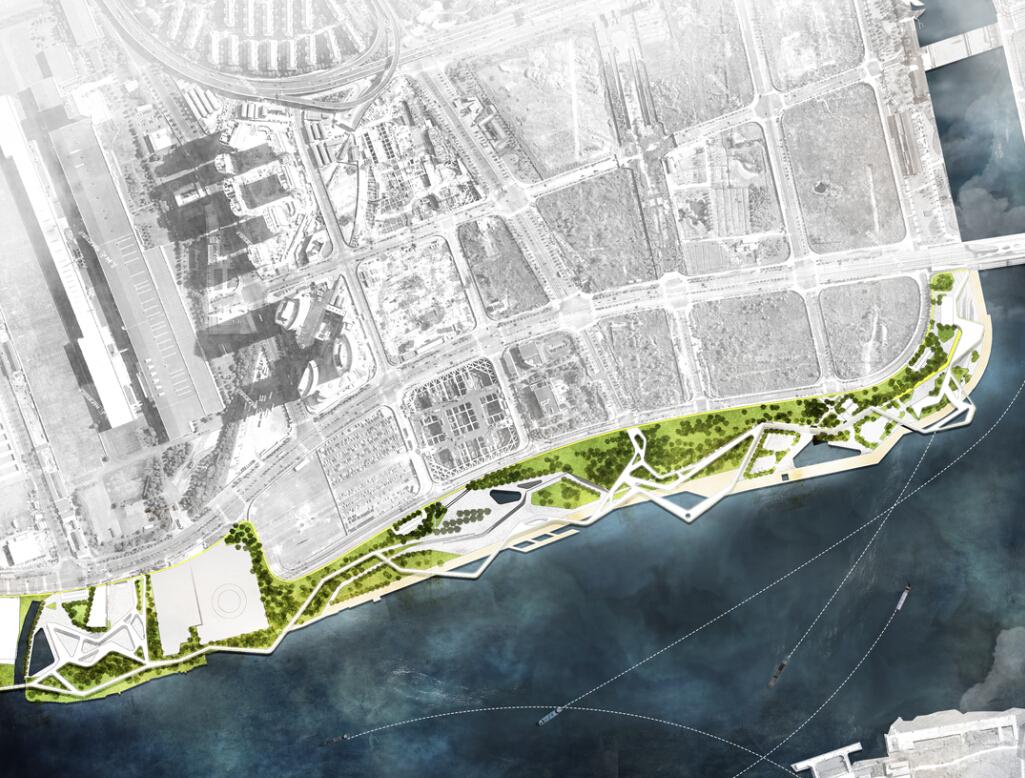 国外小清新景观PS平面设计案例
