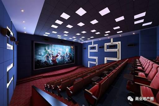 购物中心建造标准—星级影院工程条件