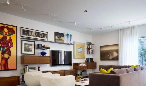 家十分装修工长为您打造10款电视背景墙装修效果图
