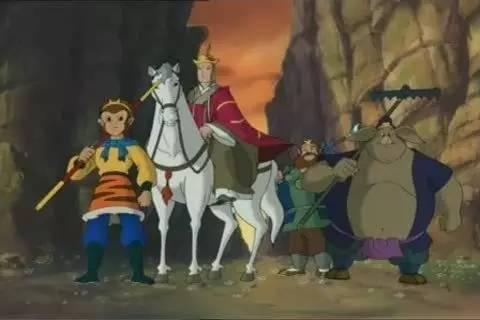 1998年动画片《西游记》图片