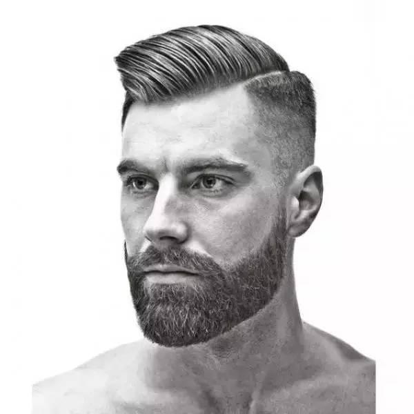 油头操练场|明星示范教你撸会 2017 最夯 3 种发型 男士时尚 图1