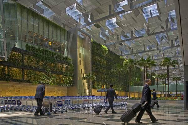 垂直绿化植物墙3