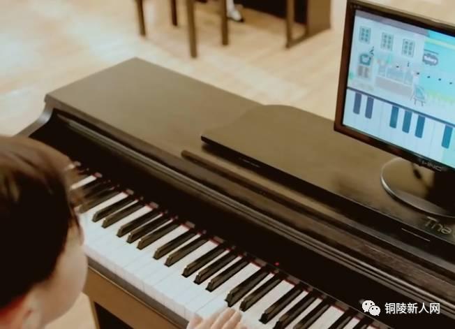the one智能钢琴教室,你就是下一个钢琴