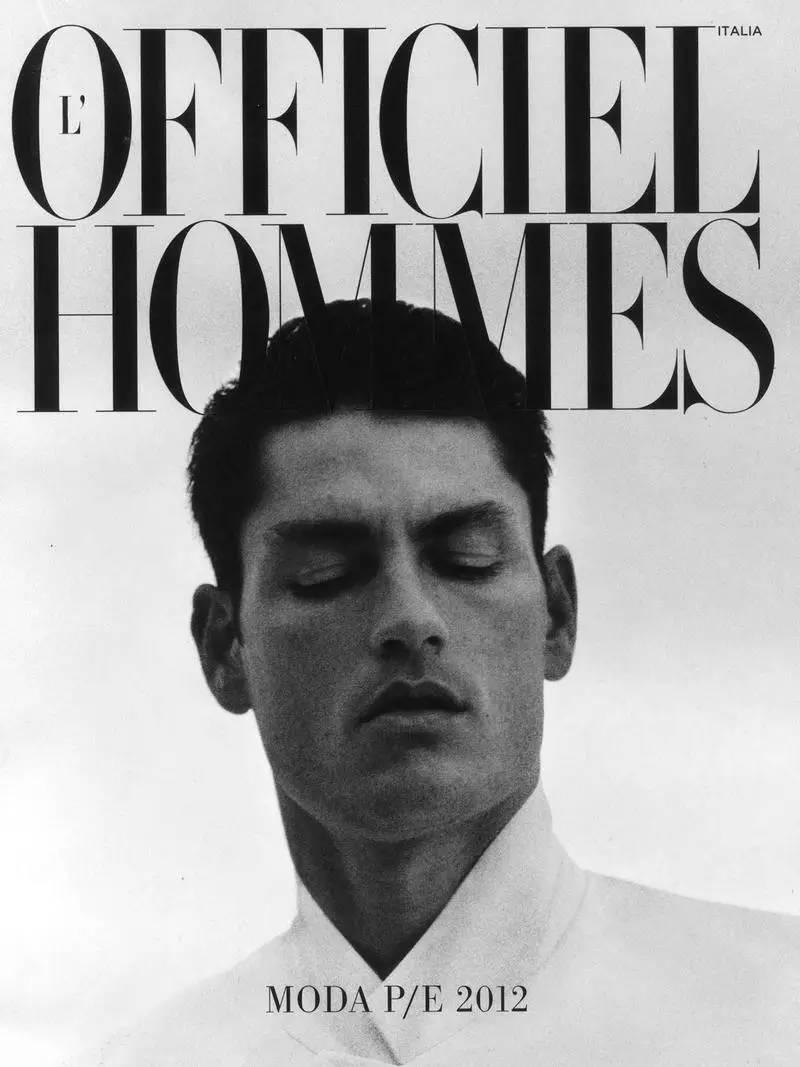 著名时尚网站Impression: 史上最佳的二十五个男模 男士时尚 图83