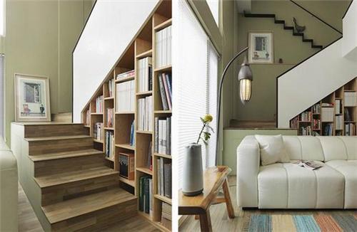 小户型楼中楼装修设计 流行珠海小户型装修案例