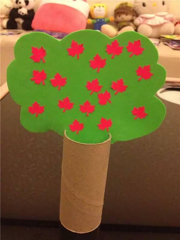 【创意手工】家里用完的卷纸筒,扔掉可惜啦!图片
