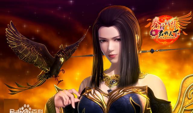 秦时明月 焱妃,为何只帮助天明压制六魂恐咒