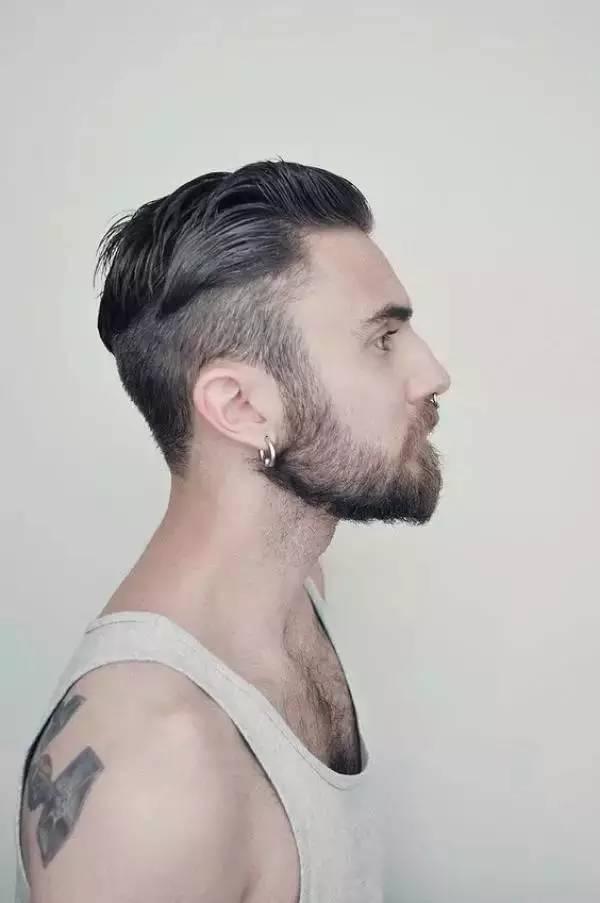 油头操练场|明星示范教你撸会 2017 最夯 3 种发型 男士时尚 图10
