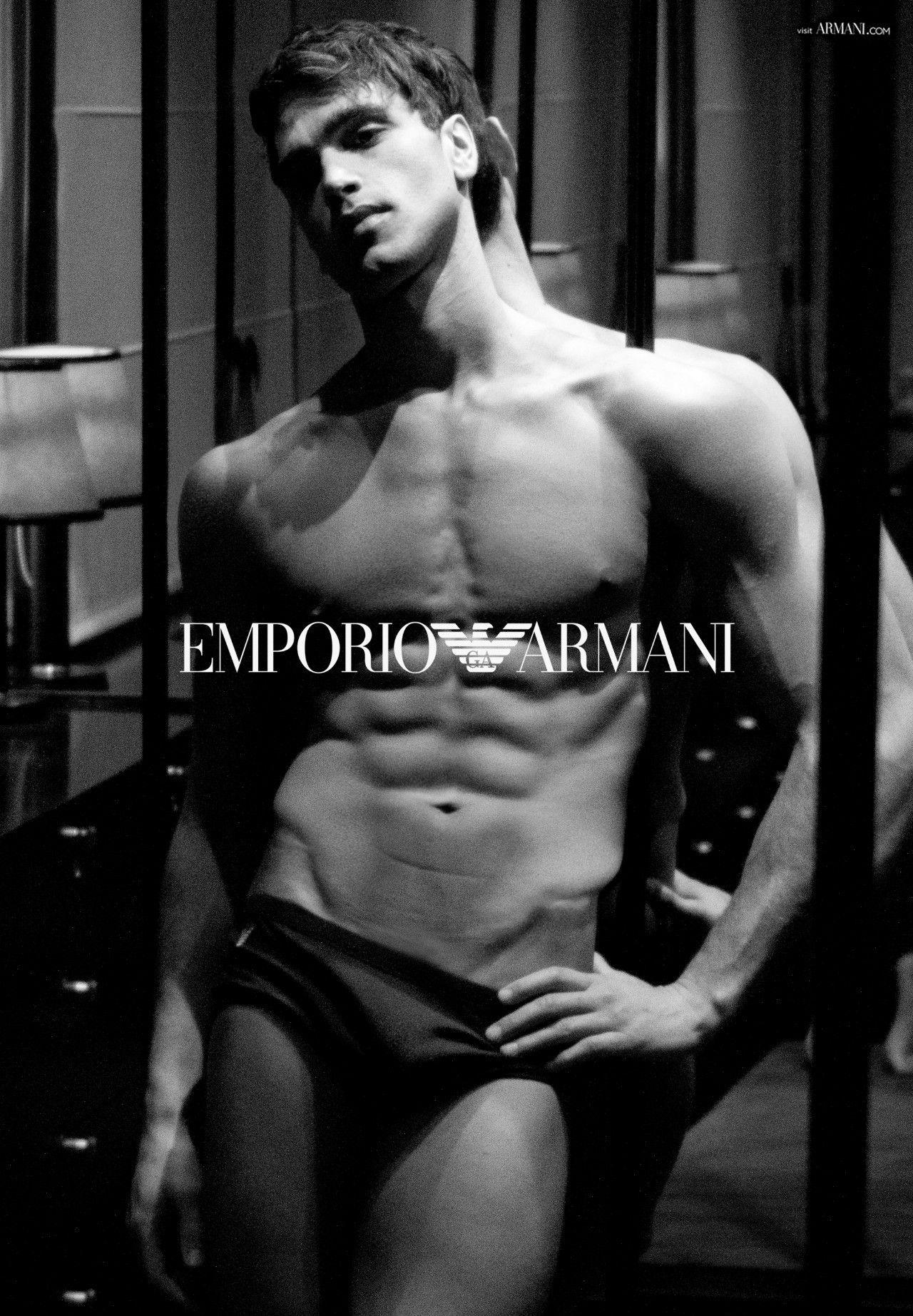 著名时尚网站Impression: 史上最佳的二十五个男模 男士时尚 图39