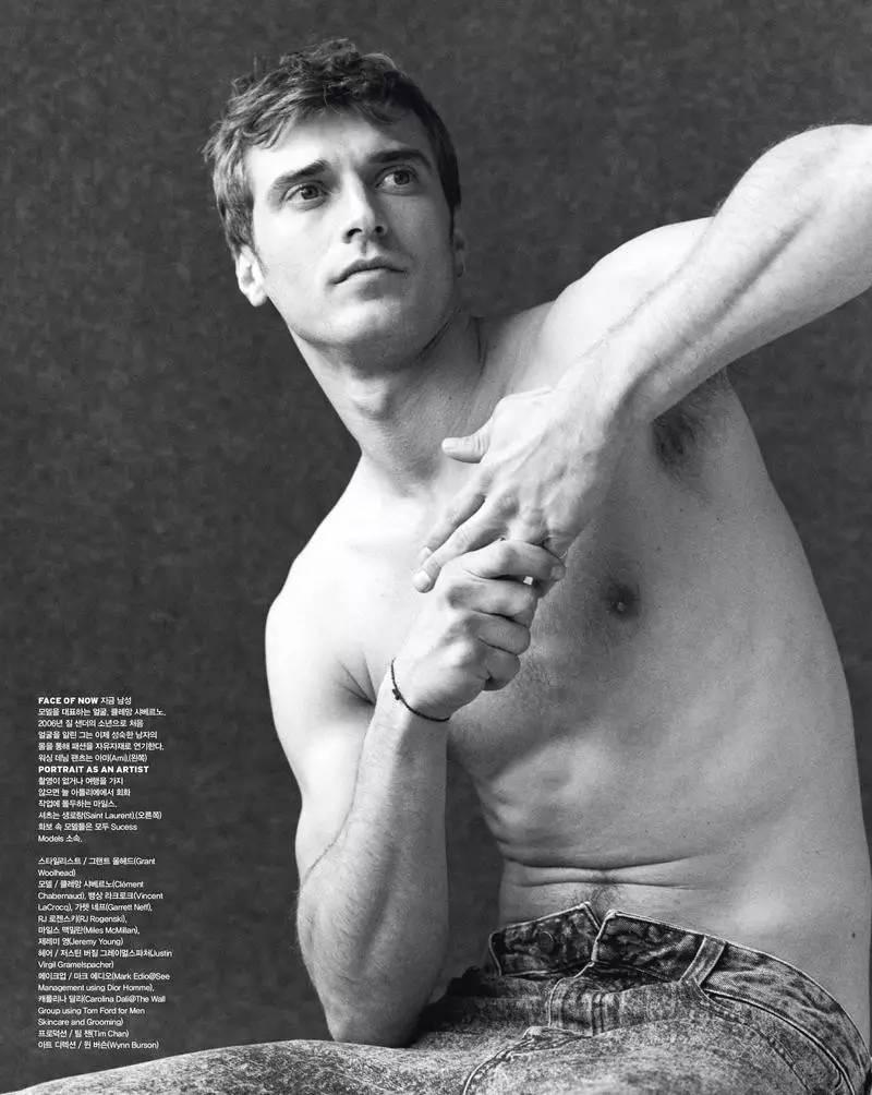著名时尚网站Impression: 史上最佳的二十五个男模 男士时尚 图30