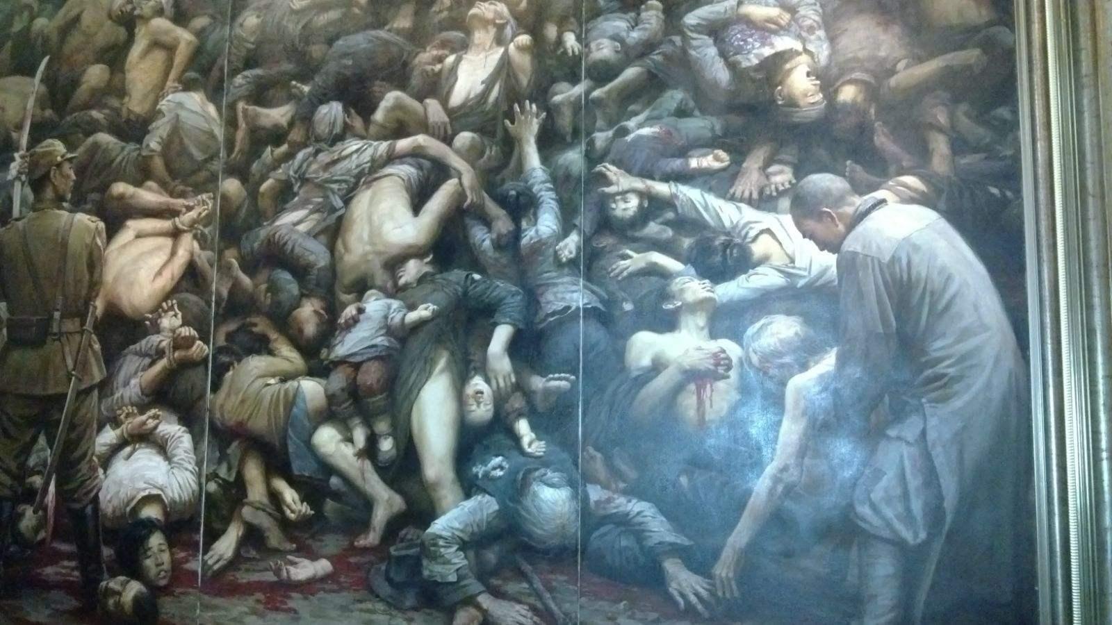 南京大屠杀在成都发现重要史料, 日本军队的暴行史