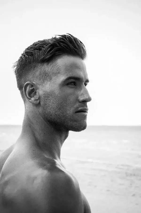 油头操练场|明星示范教你撸会 2017 最夯 3 种发型 男士时尚 图6