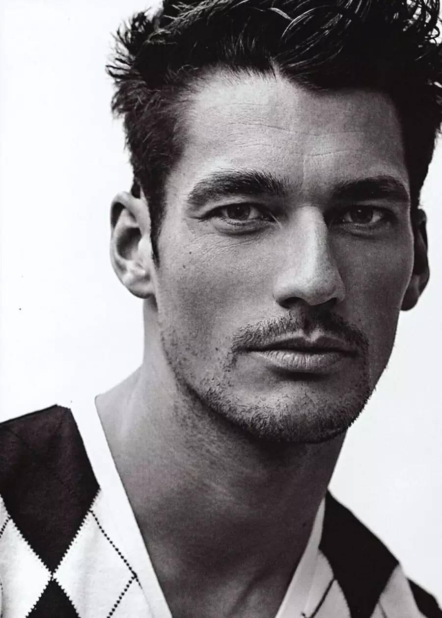 著名时尚网站Impression: 史上最佳的二十五个男模 男士时尚 图59
