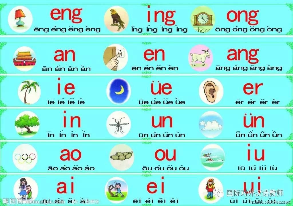 外汉语老师 最基本的拼音书写你会教吗